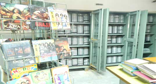 CD Section